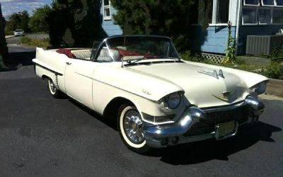 1957 Cadillac Deville Wanted!!! Convertible