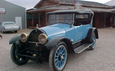 1921 Cadillac 59B Open Touring Car