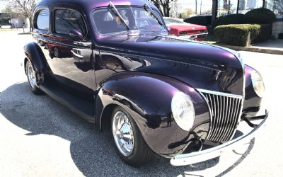 1939 Ford Deluxe Streetrod