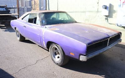 1969 Dodge Charger 2 DR.