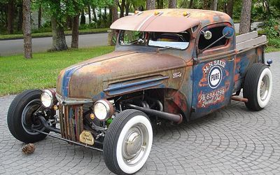 1947 Ford 'patina' F1 Trucks Pro Built RAT Rod