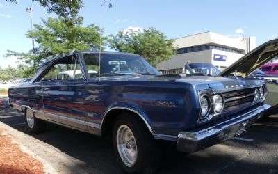 1967 Plymouth Satellite - Sold