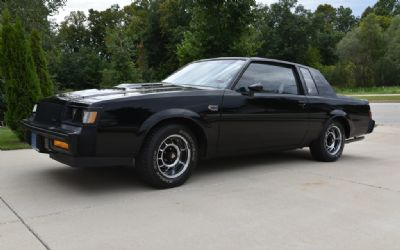 1987 Buick Grand National Hardtop