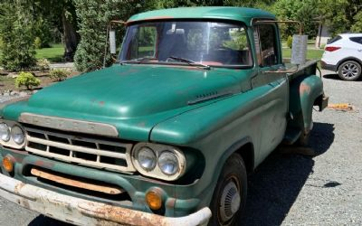 1959 Dodge D-100 Pick UP Truck