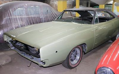 1968 Dodge Charger 2 DR. Coupe