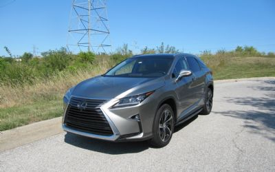 2017 Lexus RX350 1 Owner 18K Miles All Options-Read Window Sticker