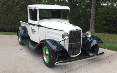 1934 Ford Pickup - Sold!