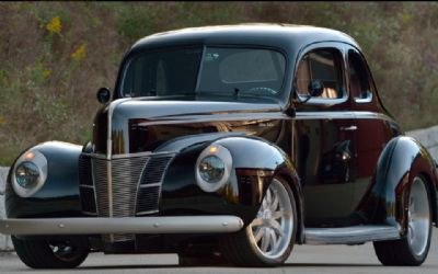 1940 Ford Deluxe Coupe (trades Considered)