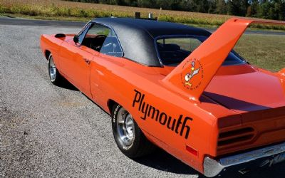 1970 Plymouth Superbird Satellite
