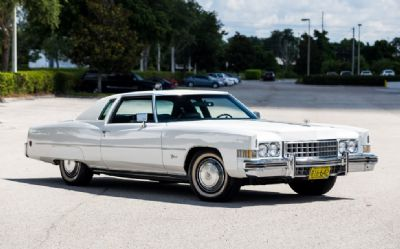 1973 Cadillac Eldorado 2 Door Coupe