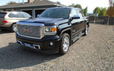 2015 GMC Sierra Supercharged 1500 Denali