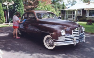 1950 Packard 4 DR. Sedan