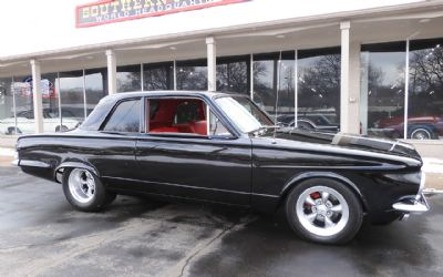 1963 Plymouth Valiant 2 DR. Coupe