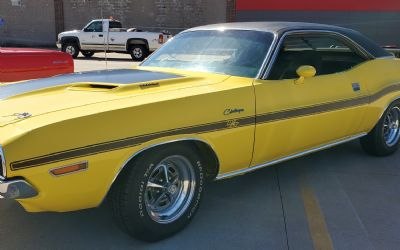 1970 Plymouth Challenger RT GO Pack