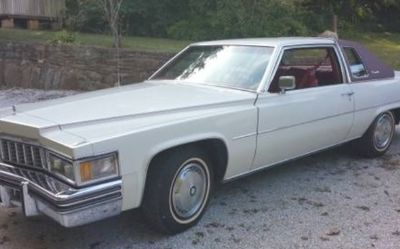 1977 Cadillac Coupe-Deville